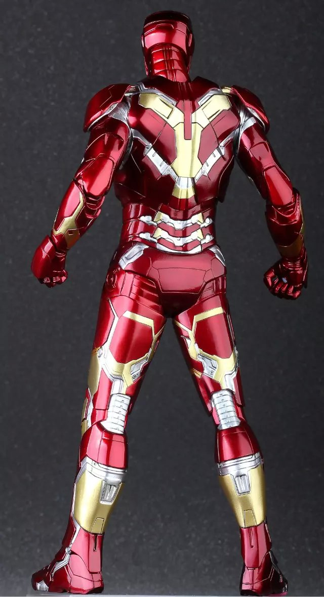 Iron Man MK 43 Age of Ultron 12 inch Figure - Marvel Goodies